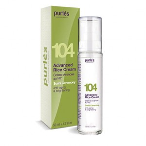 Purles 104 Krem Ryżowy Advanced Rice Cream 50 ml