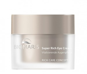 BIOMARIS Odżywczy krem pod oczy super rich eye cream 15 ml