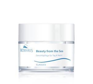 "BIOMARIS Krem z euceryną ""piękno z morza""  beauty from the sea 50 ml"