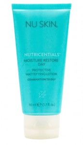 NuSkin Moisture Restore Day Protective Mattefying Lotion 50 ml