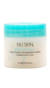 NuSkin Night Supply Nourishing Cream 75 ml