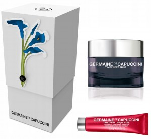 Zestaw SRNS RECOVERY CREAM 50ml + LIFT(IN) EYE CONTOUR 15ml SPRING 20 by Germaine de Capuccini