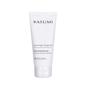 YASUMI Rice Face Scrub - Ryżowy peeling do twarzy 100ml