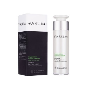 YASUMI Matujący krem na trądzik - Shine Off Purifying Cream 50ml