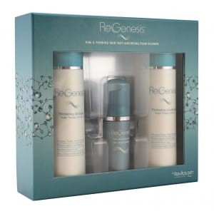 Regenesis Total Care Regimen Set - Shorter Hair