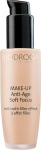 Biodroga BI Make up Soft Focus  ANTI-AGE SOFT FOCUS – Linia podkładów