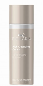BIOMARIS Śmietanka do demakijażu z kompleksem CHC  rich cleansing cream 150 ml